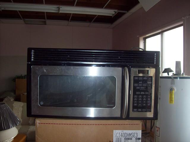 Ge Spacesaver Microwave Flickr Photo Sharing