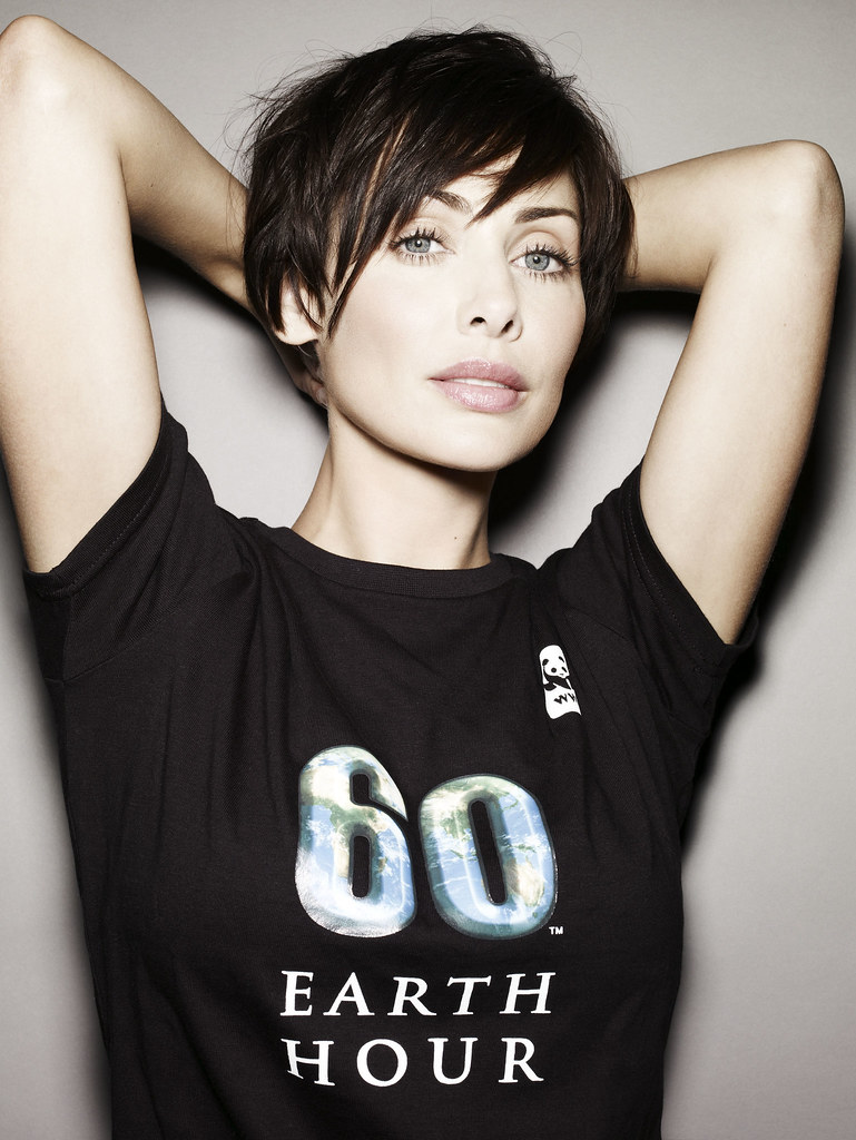 Natalie Imbruglia supports Earth Hour | Vote Earth at www ...
