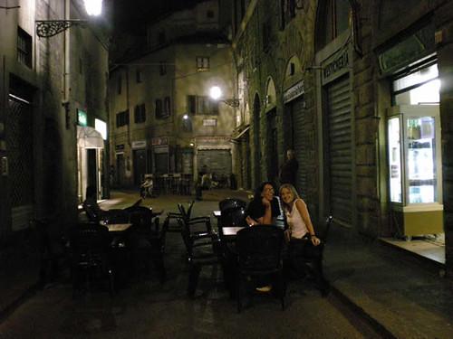 Tavolini Neri : Gelateria de neri con i tavolini fuori estate flickr