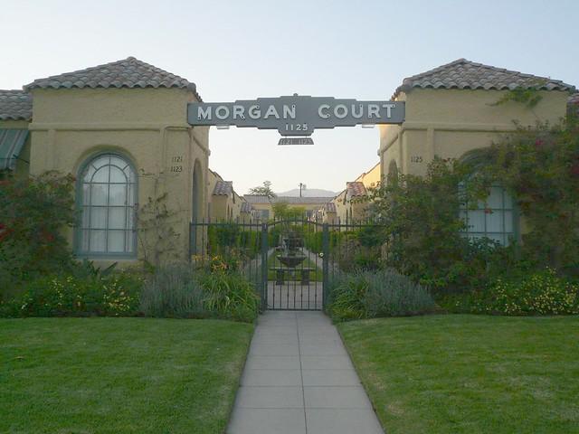 The Morgan Apartments Houston