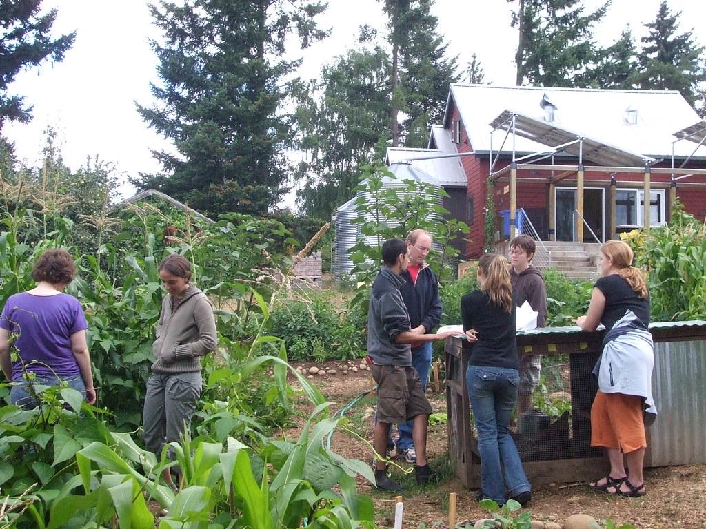 Zenger Farm Class Organic Gardening Class At Zenger