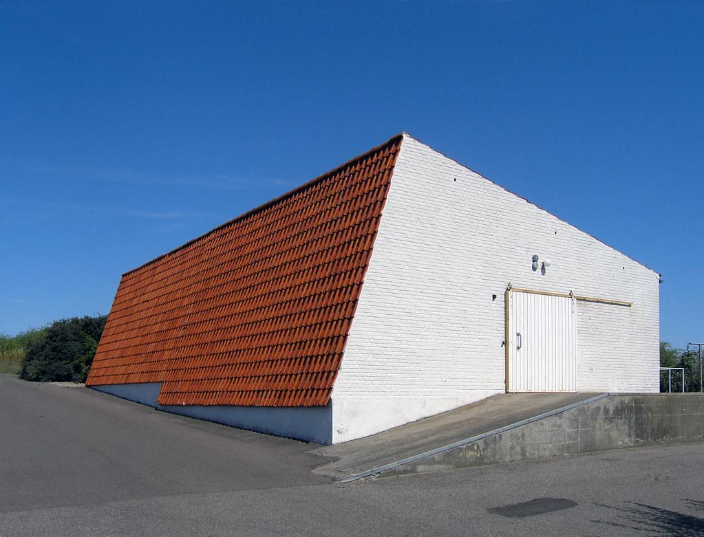 arne jacobsen smokehouse odden 1943 cold storage at. Black Bedroom Furniture Sets. Home Design Ideas