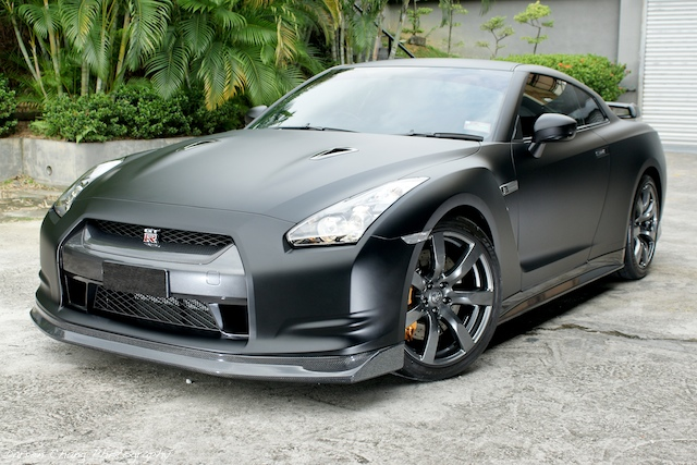 nissan skyline r35 gtr 3 nissan skyline r35 gtr showcar de flickr. Black Bedroom Furniture Sets. Home Design Ideas