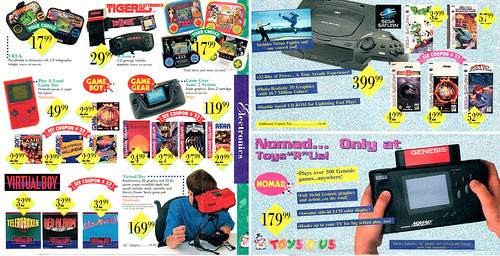 toys 39 r 39 us ad 1995 flickr photo sharing. Black Bedroom Furniture Sets. Home Design Ideas