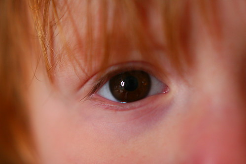 childs eye | by apdk