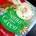 """Santa Goes Green"" Front Cover"