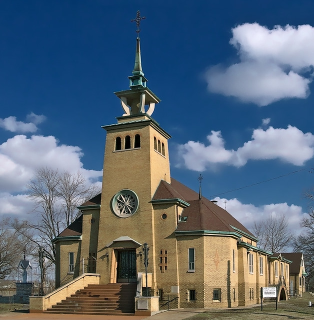 Explore This Immaculate New: Immaculate Conception (Lithuanian) Roman Catholic Church