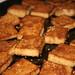Baked tofu for jrube