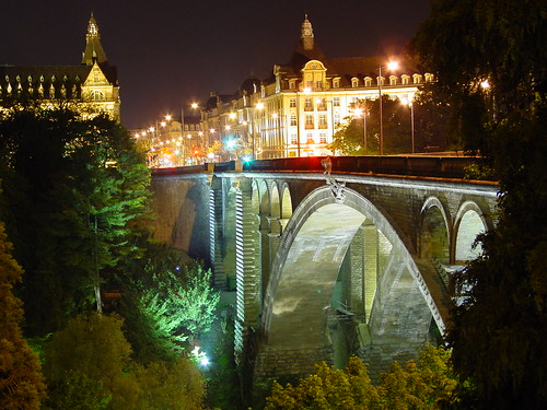 Luxemburg city | by Daveness_98