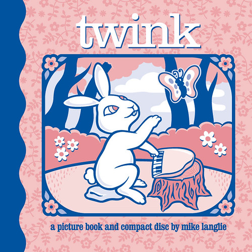 Twink CD/Book cover | by mryipyop