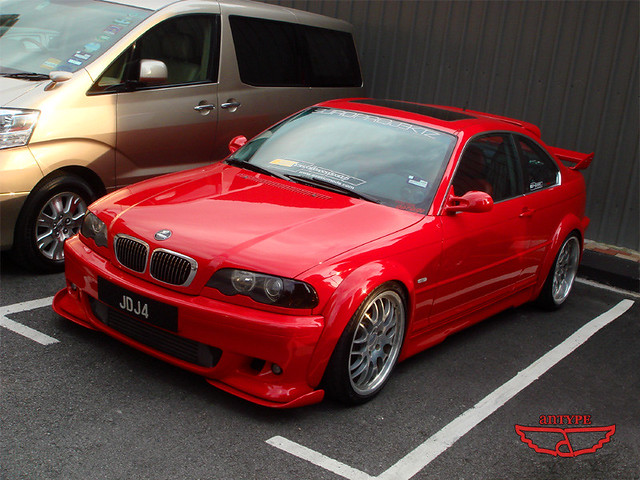 Hamann Bmw 325i Bmw 325i With Full Hamann Wide Body Kit