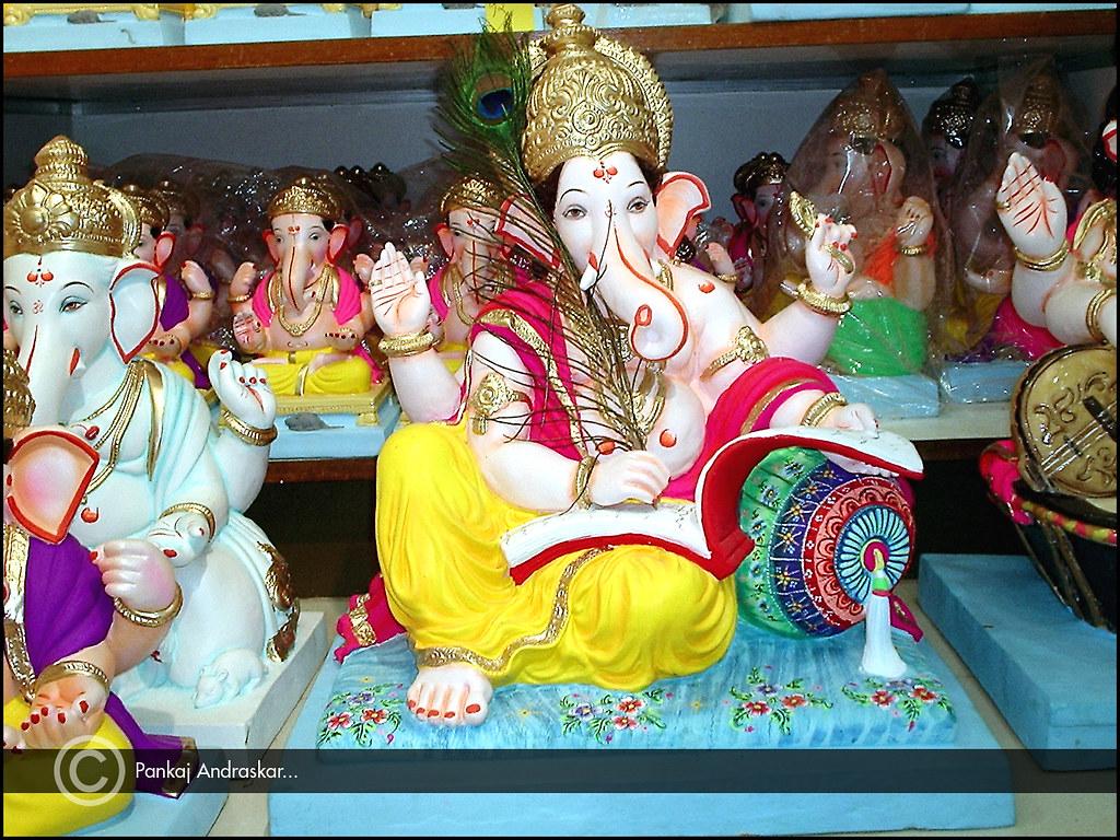 Ganesh Murti - Desai Bandhu, Kothrud