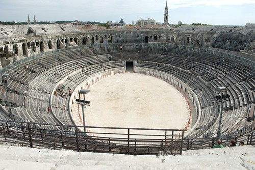 Arenes romaine de Nimes | by Jean-David & Anne-Laure
