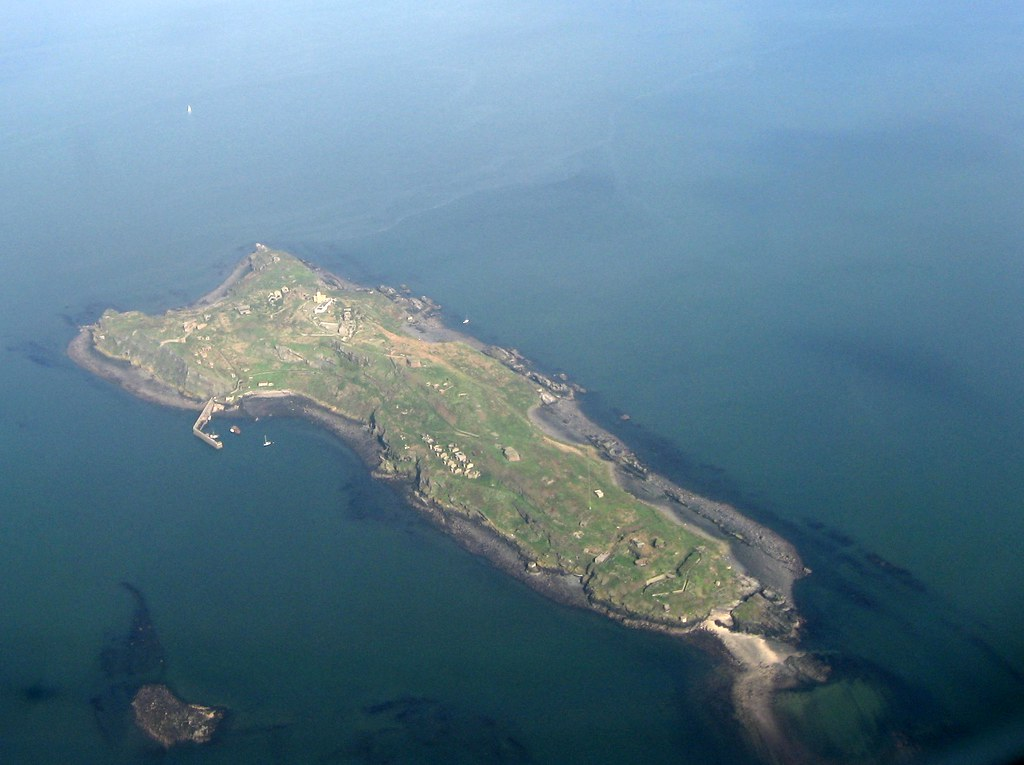 Inchkeith Island In The Firth Of Forth En Wikipedia Org