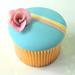1980's Style Cupcake