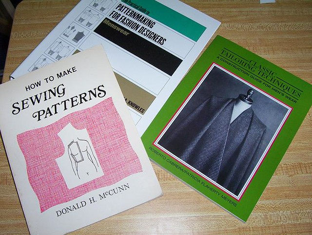 more Patternmaking books   thoughtsfromaseamstress.blogspot.…   Flickr