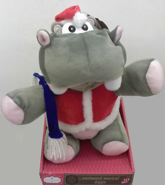 All I Want For Christmas Is A Hippopotamus.140 I Want A Hippopotamus For Christmas Gayla Peevey Flickr