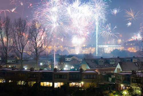 New Year's Eve 2009 Fireworks #06 | by andy.wolf