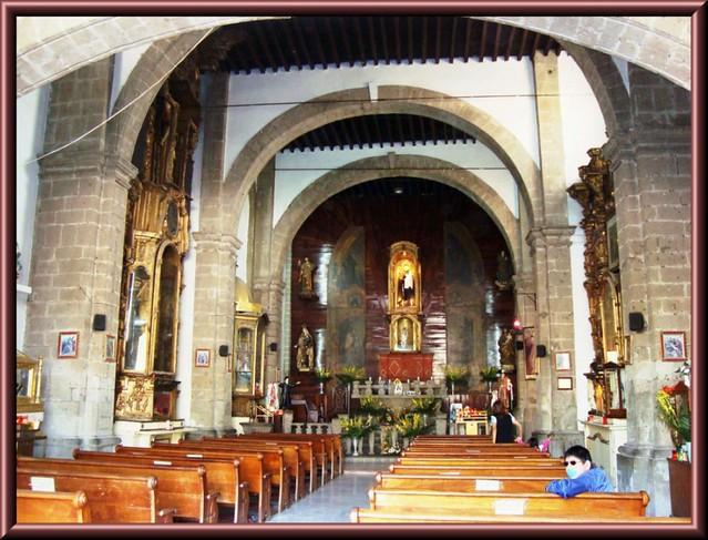 Parroquia De San Antonio De Padua San Antonio Tomatl 225 N V