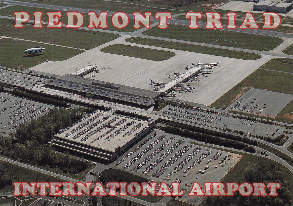 Piedmont Triad International Airport Greensboro North