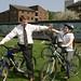Kevin Brennan MP visits St Cats44