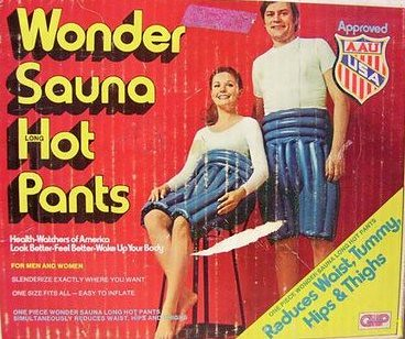Wonder Sauna Long Hot Pants | by SA_Steve