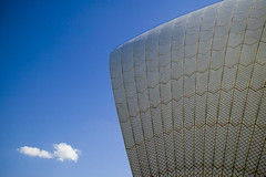 Sydney Opera House sail and cloud | by Powerhouse Museum