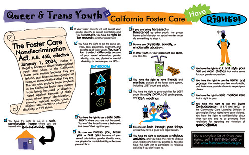 nclr lgbt foster youth rights brochure   inside spread flickr