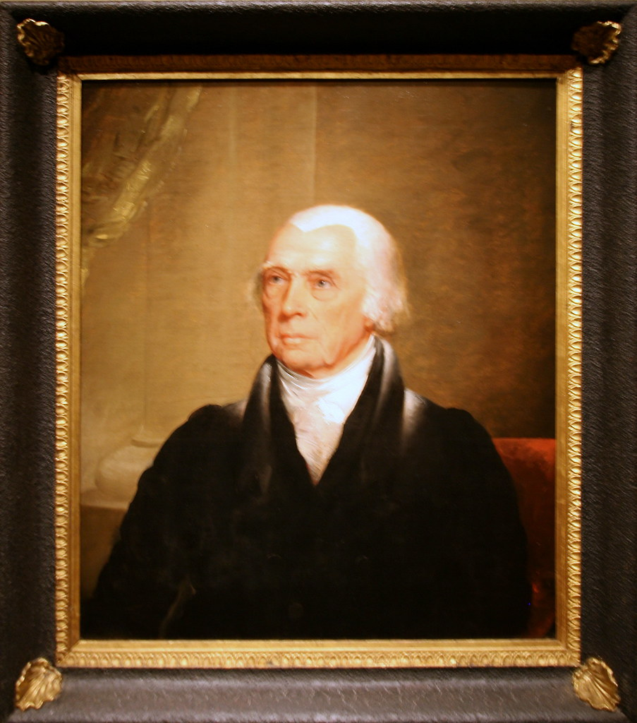 James Madison, Fourth ...