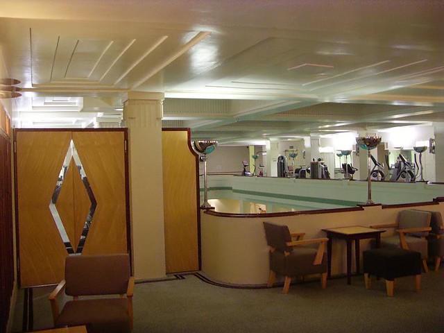 The lansdowne club 1930s london art deco interior flickr - Club deco ...