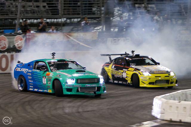 Ford Mustang Racing: Formula Drift | Ford Motor Company | Flickr