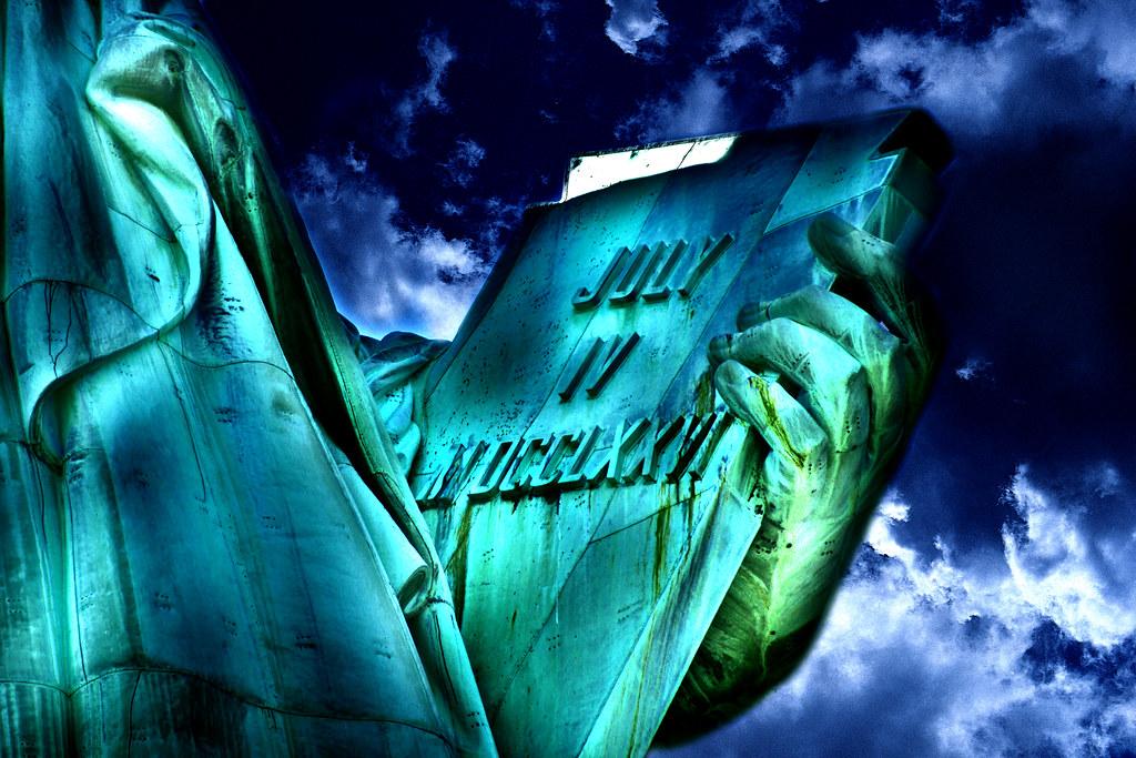 Liberty New York >> July IV, MDCCLXXVI | Statue of Liberty, New York City, USA ...