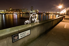 Light Graffiti Painting on a City Night Shoot | by ankehuber