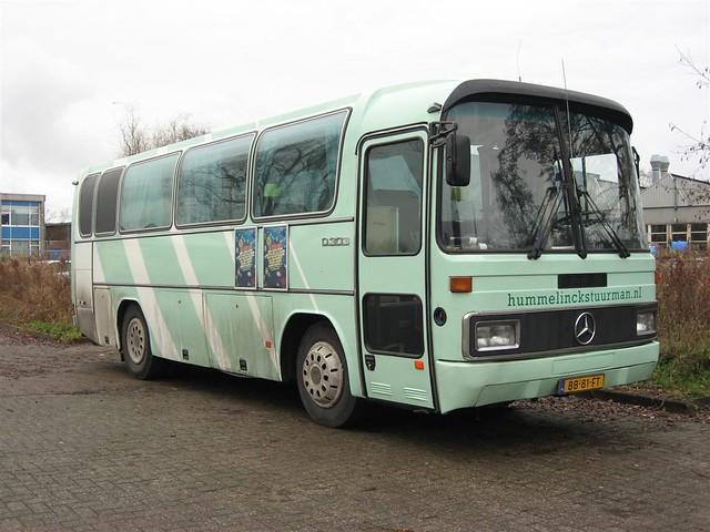 Mercedes o303 bus diemen zuid old mercedes 0303 bus for Mercedes benz long beach service department