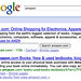 Google Search Box Within Search Box