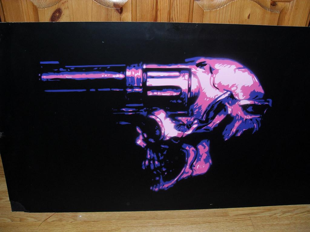 Art Paint Gun