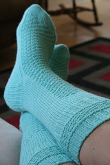 Little Child's Sock | by ElinorB