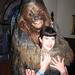 Bon and Chewie at Comic-Con Goth Prom