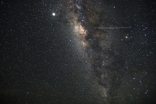 Astrophotography: Milky Way and Scorpius | by fdiorico