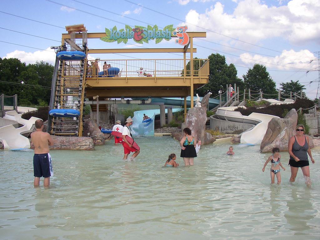Kings Island Water Park