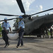 Haitian National Police, USS Kearsarge Personnel Prepare Food, Water for Hurricane Victims