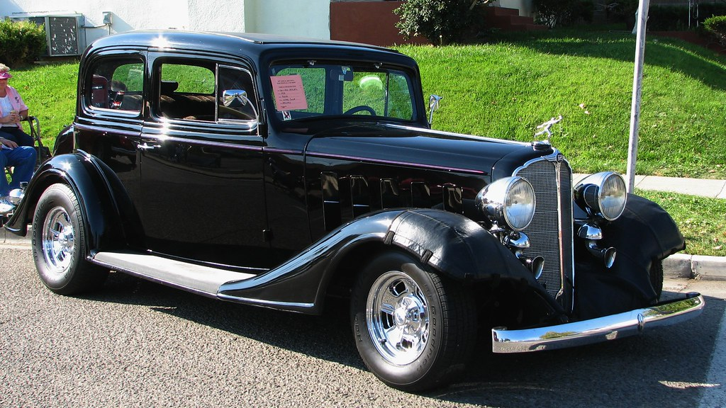 1933 Buick Victory Coupe Custom 33 Vic 2 Jack Snell