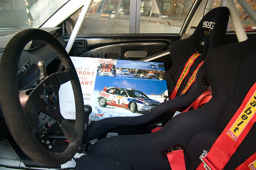 Toyota Corolla Wrc Interior Flickr Photo Sharing