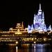 Magic Kingdom - Cinderella's Winter Castle