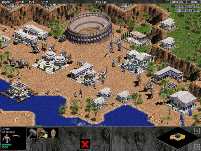 ... Age of Empires 1 | by CLF