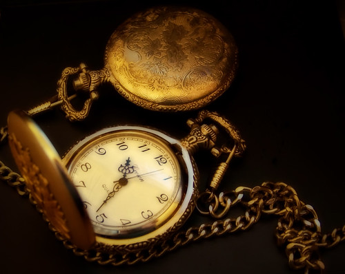 Pocket watch | by Berenice Decados