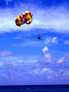 Repubblica Dominicana, Parasailing | by esinuhe69