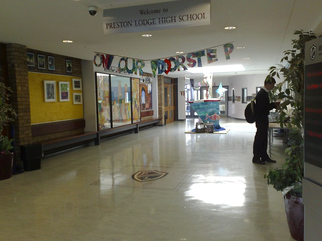 Welcome to Preston Lodge High School | On Our Doorstep was ...