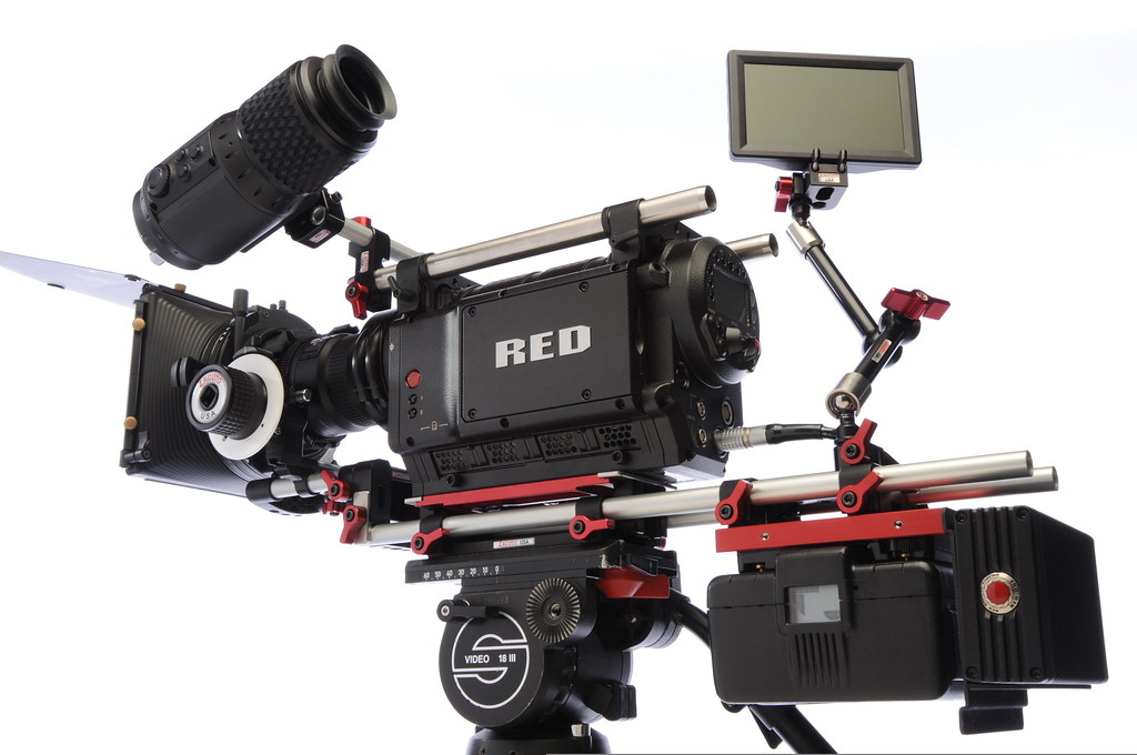 Zacuto RED ONE camera package | Zacuto RED ONE Filmmaker ...