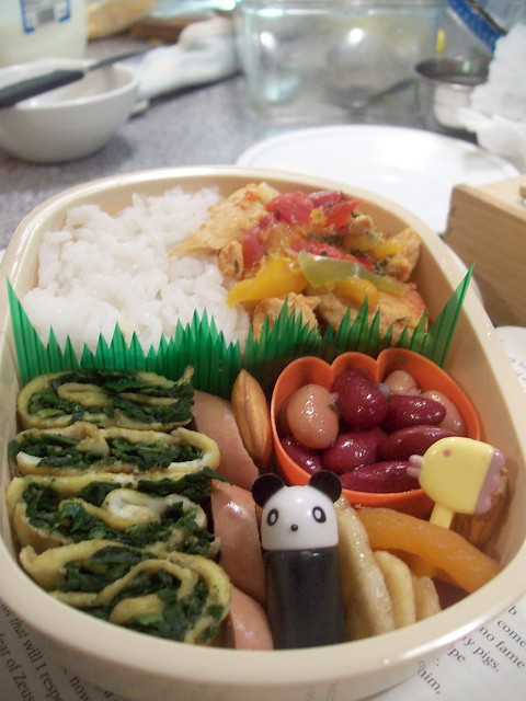 LOFT Japanese bento lunch box supplies